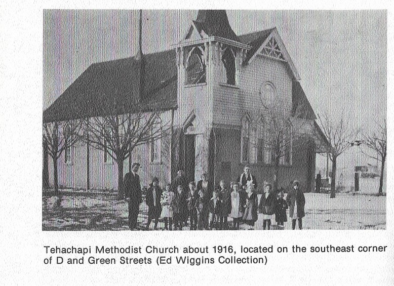Old Methodist Church (1916)