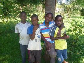 David, Solomon, Eddy, & John