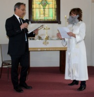 Church Skit - Steve & Nancy (March)